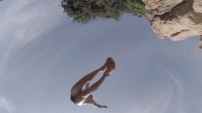 Los clavadistas de La Quebrada en 360 grados