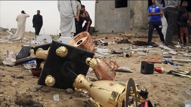 L'Iraq també plora les seves víctimes de l'Estat Islàmic