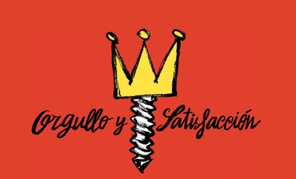 Logo de la revista digital Orgullo y satisfacción, premiada con el Junceda de honor.