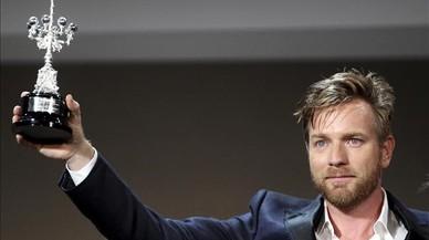 Ewan McGregor optarà a la Concha d'Or amb 'American pastoral'