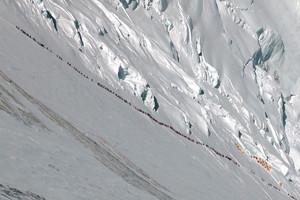 Un GPS acabará con los falsas ascenciones al Everest