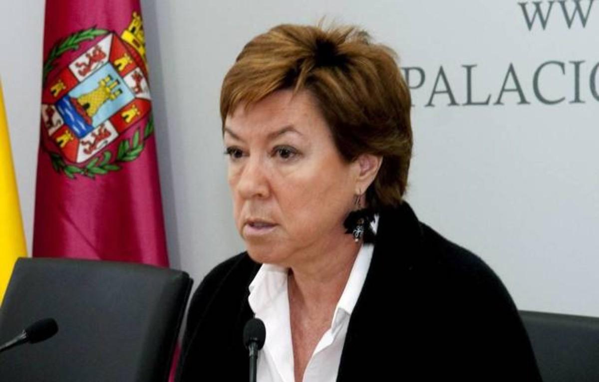 La senadora del PP, Pilar Barreiro.
