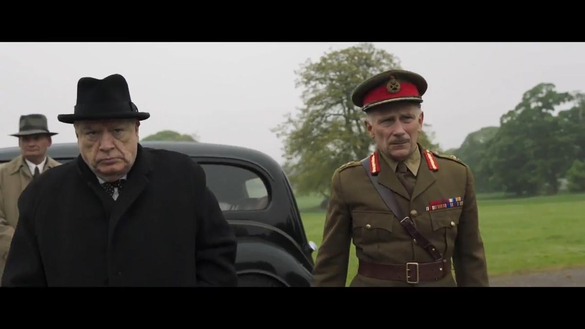Tráiler de Churchill (2017).