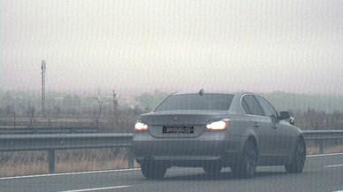 Caçats dos conductors a més de 200 km/h a l'Alt Camp