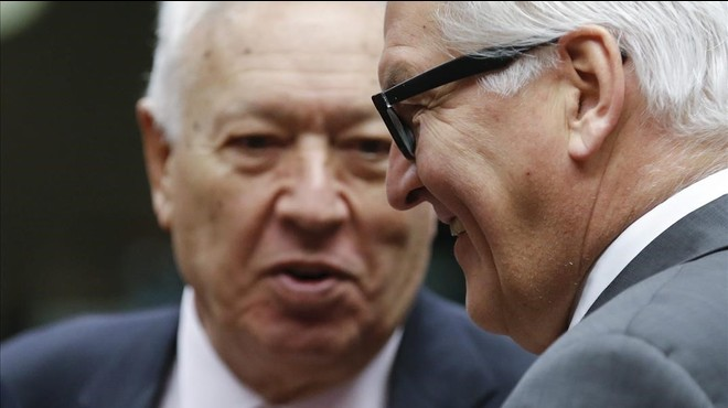 García Margallo avança el possible establiment d'una refineria de petroli iranià a Algesires