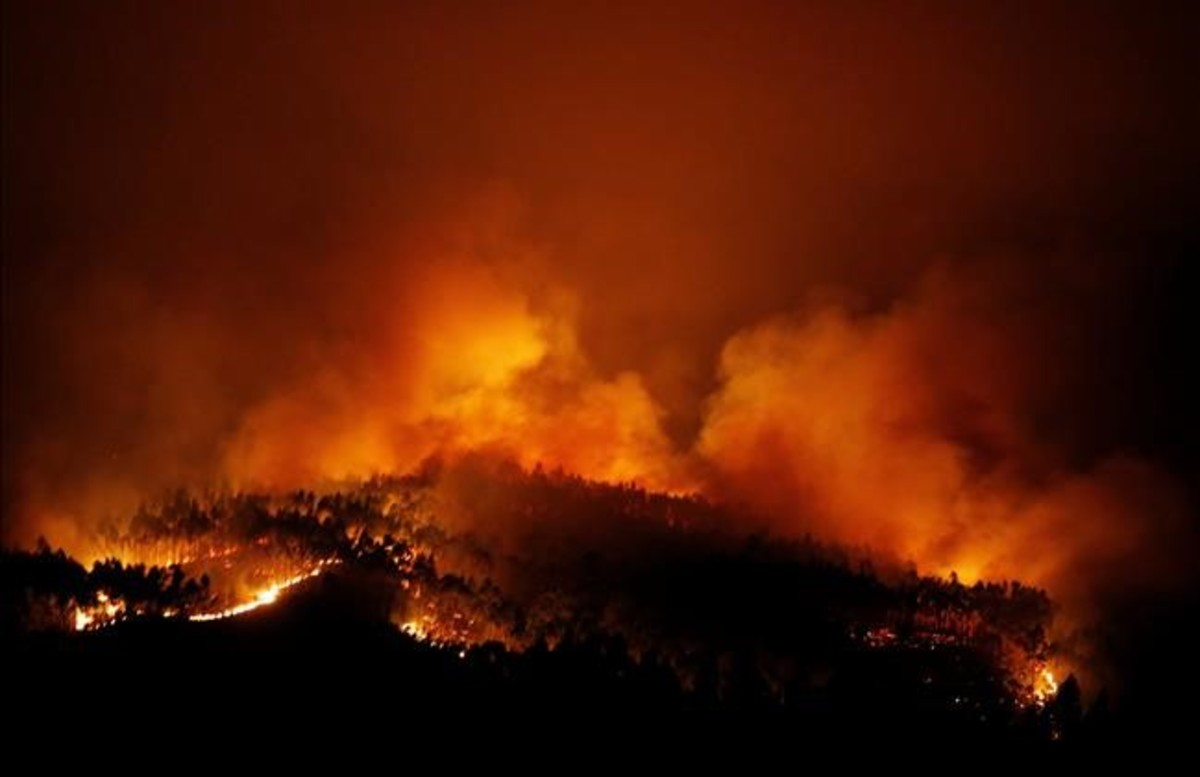 abertran38937Al menos 57 muertos y 59 heridos en un incendio forestal en Portugal