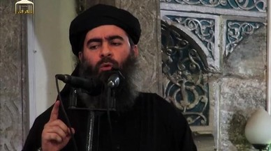 Rusia está comprobando si un ataque aéreo ha matado al líder del Estado Islámico