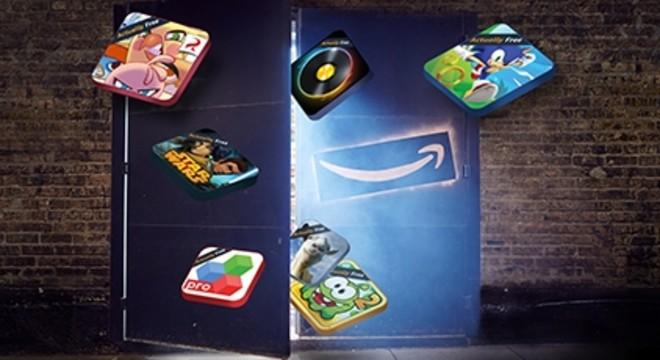 Amazon revoluciona el mercat de les 'app' amb Underground