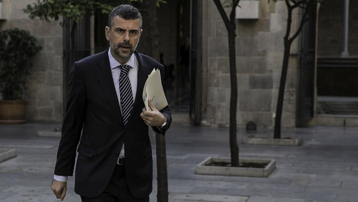 Àudio de la declaració de Santi Vila a l'Audiència Nacional, davant la jutge Lamela.