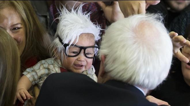 El bebè de la campanya de Bernie Sanders, Baby Sanders, mor de mort sobtada
