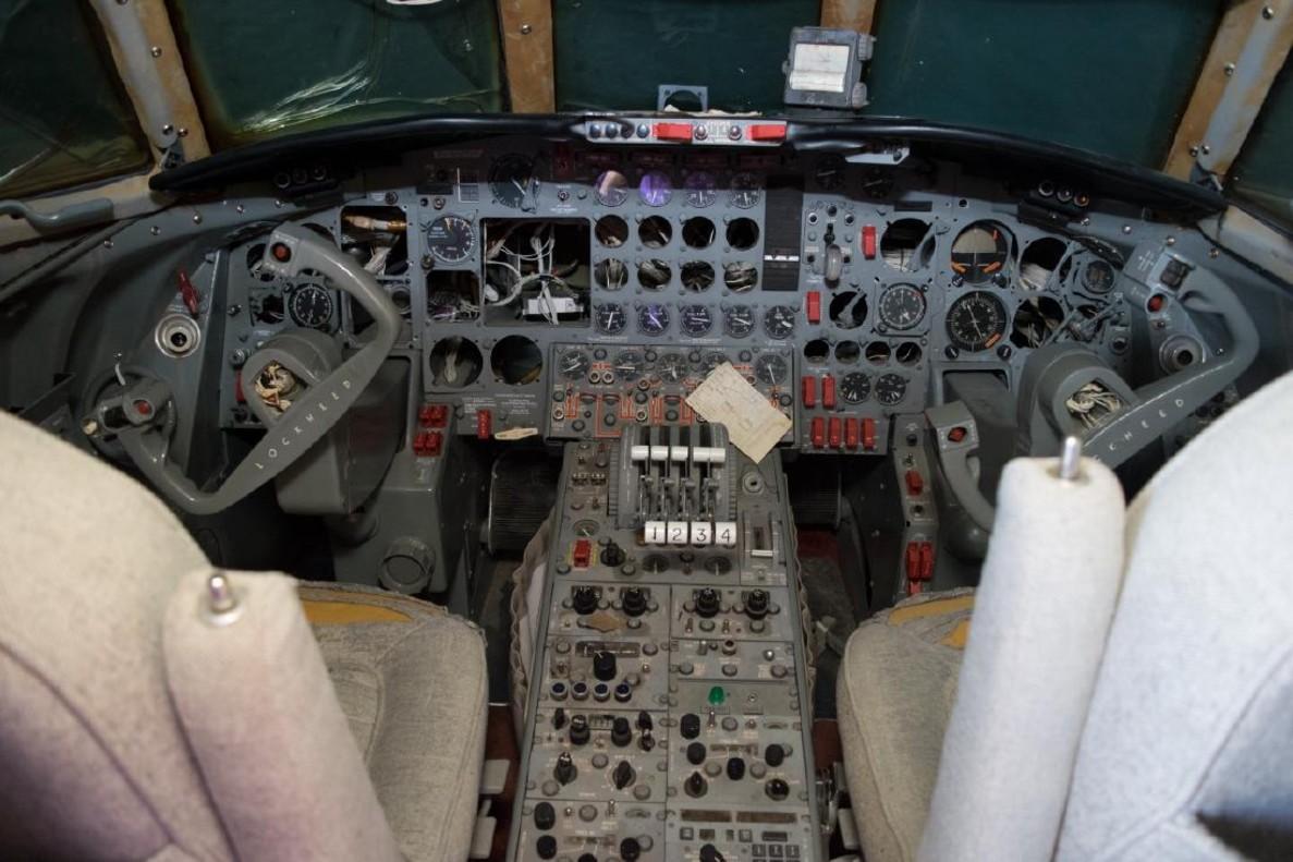 A subasta el último avión privado de Elvis Presley