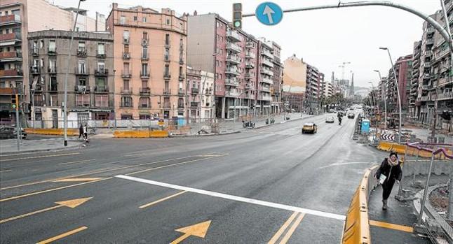 Al bei pasa a ser una alternativa a las gl ries para - Calle marina barcelona ...