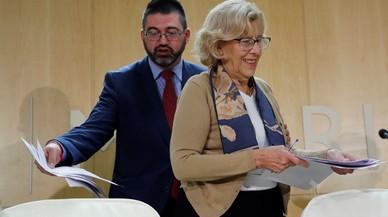 El Ayuntamiento de Madrid sopesa prorrogar los presupuestos municipales de 2017