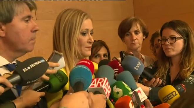 El PP retira provisionalment el carnet de militant a Ignacio González
