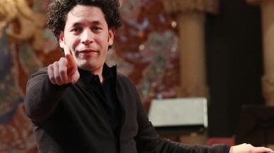 """Dudamel: """"Beethoven és un terratrèmol d'emoció"""""""