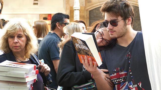 Els llibres més venuts de Sant Jordi 2016
