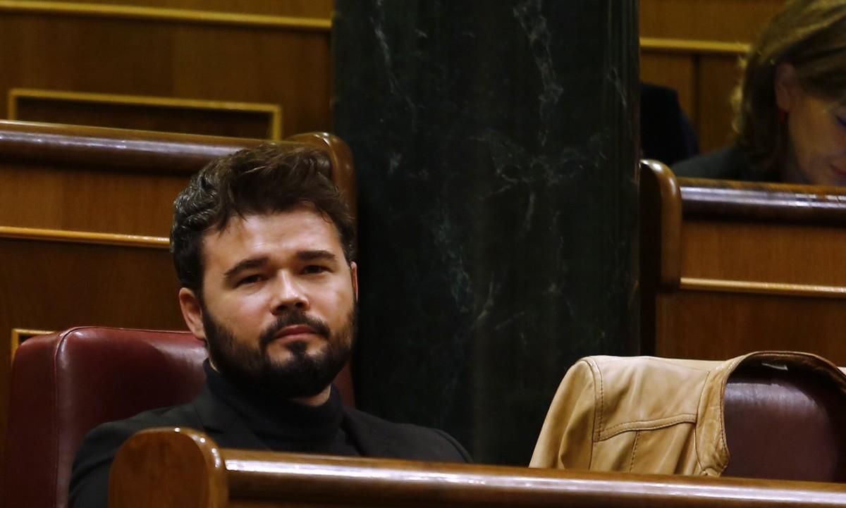 Rufi N Reprocha Al Ministro Del Interior La Impunidad