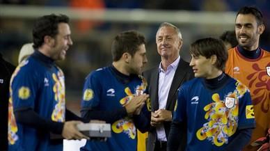 L'últim dia de Johan Cruyff com a seleccionador