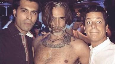 "Alejandro Fernández, ""avergonyit"" per desmelenar-se en una festa en un club gai"
