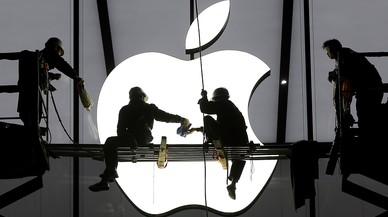 Apple supera los 800.000 millones de dólares de capitalización