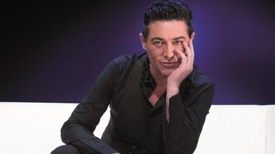 El humorista Ángel Garó.