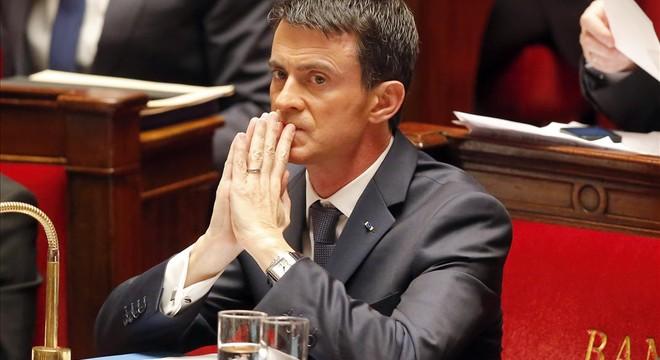 Valls adverteix del risc d'un atemptat amb armes químiques