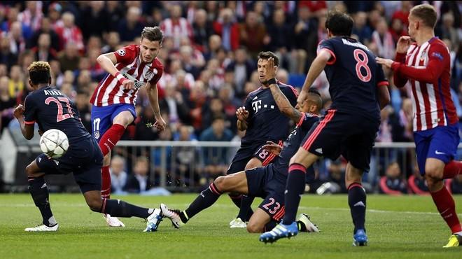 L'Atlètic també desfigura el Bayern
