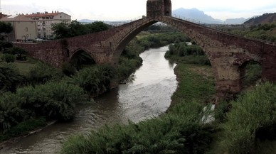 El Pont del Diable, en Martorell (Baix Llobregat)