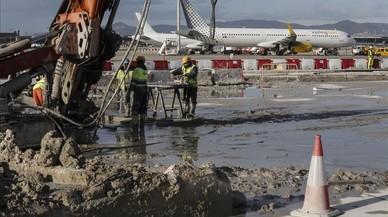 FGC gestionarà el tren llançadora a l'aeroport del Prat
