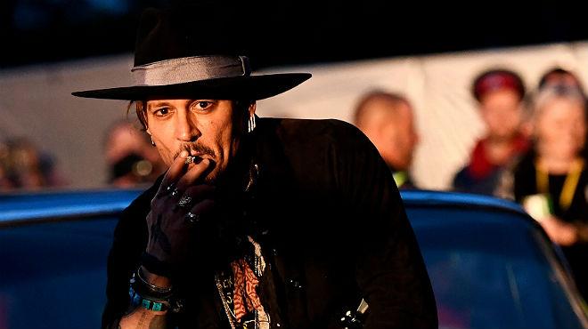 Johnny Depp se pregunta por el asesinato de Trump