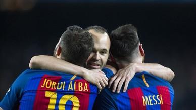 Anàlisi tàctica del Barça-Espanyol: Leo i Andrés, la bellesa