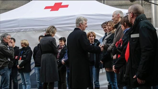Les víctimes dels atemptats de Brussel·les són de 40 nacionalitats diferents