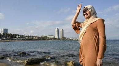 Ramia Chaoui: «M' han denegat feines pel fet de portar vel»