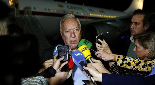 Margallo diu que l'ambaixada comptava amb les mesures de seguretat adequades