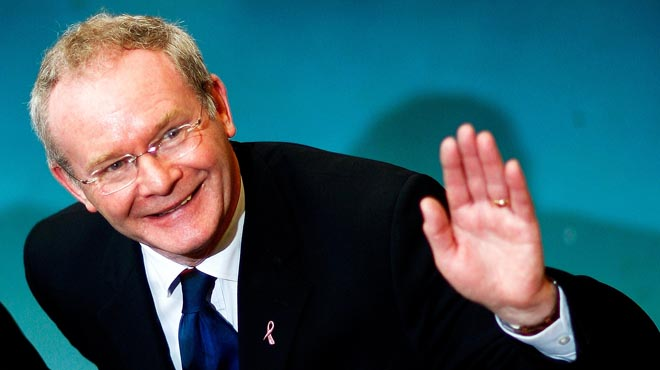 Mor Martin McGuinness, exviceministre principal d'Irlanda del Nord