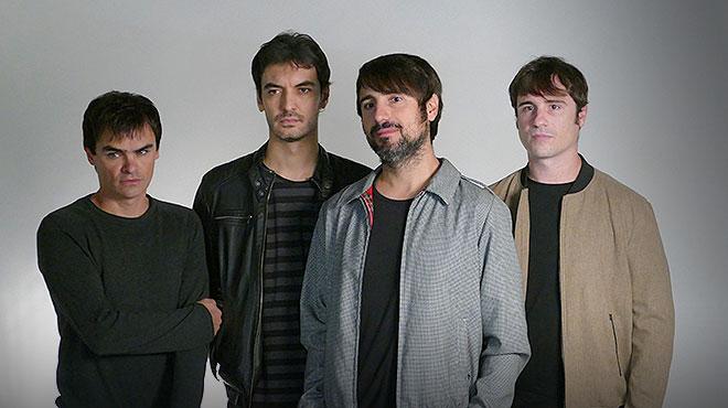 El grupo murciano interpreta 'Primera vez' en ac�stico directo
