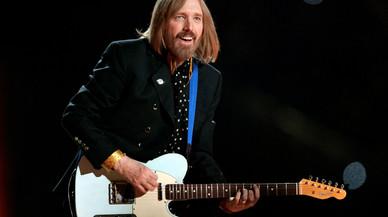 Muere Tom Petty, un caballero del rock americano