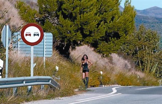 prostitutas follando en la carretera prostitutas en figueres
