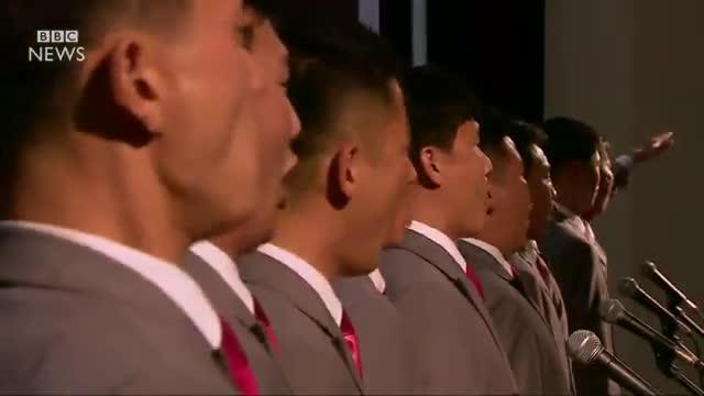 El vídeo que va propiciar l'expulsió d'un periodista de la BBC de Corea del Nord