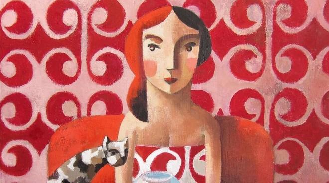 Uno de los artistas de la galería con más proyección internacional es Didier Lourenço