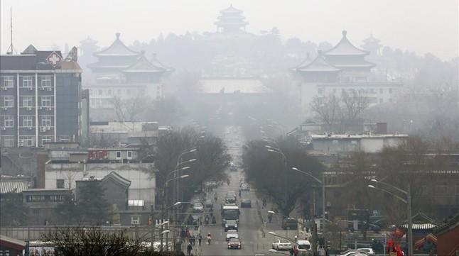 """La contaminaci�n convierte a Pek�n en una ciudad casi """"inhabitable para la vida humana"""""""