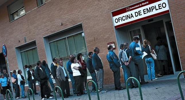 El paro baj el tercer trimestre seg n la epa for Oficina de empleo madrid