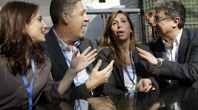 Sánchez-Camacho posa data de caducitat al procés en el seu comiat com a líder del PPC