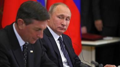 Rusia despliega un misil de crucero que vulnera un tratado nuclear, según 'The New York Times'