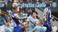 El Celta golea al Depor en el derbi gallego (4-1)