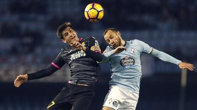 L'Espanyol i el Celta firmen taules en un partit amb dues cares