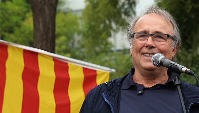 "Serrat dice que ""no es conveniente para Catalunya independizarse de Espa�a"""