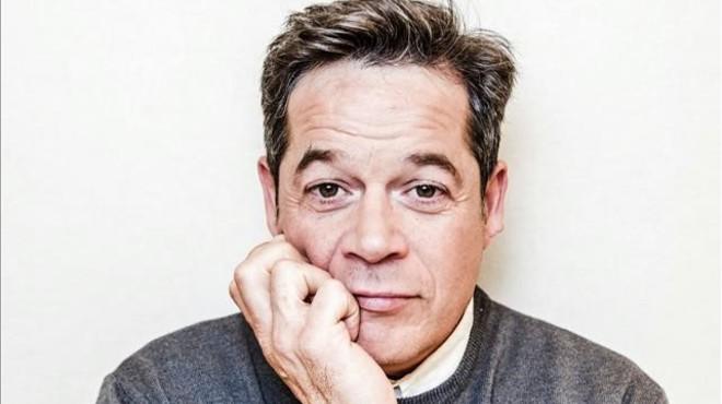 El actor Jorge Sanz, protagonista de la serie 'Qu� fue de Jorge Sanz. Cinco a�os despu�s'.