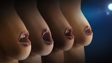 'Todos aman las tetas', la campanya dels mugrons cantant