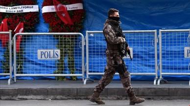 Turquia diu que té identificat l'autor de l'atemptat d'Istanbul però no revela qui és